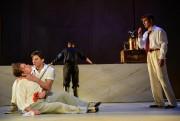Roméo et Juliette.Gabriel Lemire dans le rôle de... (photo yves renaud, fournie par le TNM) - image 1.0