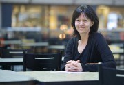 Lisa Verreault, professeure de travail social au Cégep... (Le Soleil, Yan Doublet) - image 4.0