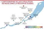 Mine de rien, l'endroit le plus neigeux de la province... (Infographie Le Soleil) - image 2.0