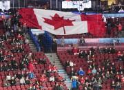 La foule dégarnie de 10 215 personnes au... (La Presse canadienne, Ryan Remiorz) - image 3.0