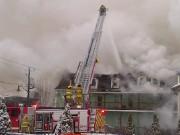 Les pompiers de Windsor ont été demandés sur... (Photo fournie) - image 2.0