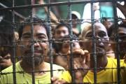La prison de Kidapawan abritait 1511 détenus avant... (AP) - image 2.0