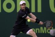 Andy Murray connaît présentement une séquence de 27... (Karim Jaafar, Agence France-Presse) - image 2.0