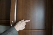 Les portes des armoires de la cuisine ont... (Stéphane Lessard) - image 1.1