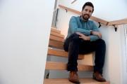 Julien Lévesque, président d'Erige construction, est ingénieur de... (Le Soleil, Erick Labbé) - image 2.0
