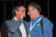 Le psychanalyste Guy Corneau et le photographe du... (Photo courtoisie, Michel Ricard photographe) - image 3.0