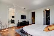Lumineuse, la chambre principale est à l'étage.... (Photo fournie par Profusion Immobilier) - image 1.1