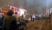 Des images captées tout juste après l'attaque par... (AFP) - image 1.0