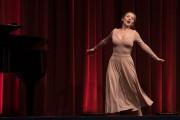 Élisabeth Boudreault a interprété des pièces de Mozart,... (Courtoisie, André Chevrier) - image 1.0