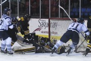 Joey Ratelle a cassé la glace à cinq... (Photo Le Quotidien, Michel Tremblay) - image 2.0
