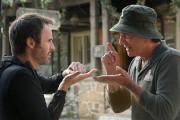 Louis-José Houde et Michel Côté dans De père... (Photo fournie par Les Films Séville) - image 5.0