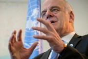 Le DrDavid Nabarro, conseiller spécial du secrétaire général... (PHOTOBRENDAN McDERMID, ARCHIVES REUTERS) - image 5.0