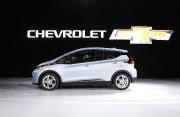 La Chevrolet Bolt, désignée Voiture de l'année au... (Photo : AP) - image 1.0