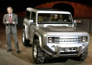 Depuis l'abandon du Bronco, en 1996, Ford a... - image 1.0
