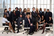 Donald Trump en compagnie des candidats de la... (Photo fournie par NBC) - image 2.0