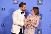 Pour l'amour d'Hollywood avec Ryan Gosling et Emma... (AFP, Robyn Beck) - image 10.0