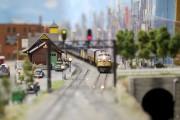 Le train met 12 minutes à faire le... (Photo Julie Catudal) - image 2.0