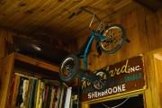 Notre coup de coeur:un petit vélo bleu rouillé,... (Photo Marie-Christine Gobeil, collaboration spéciale) - image 2.0