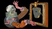 Une image du Voleur des miroirs, de Daniel... (Image Daniel Barrow) - image 1.0