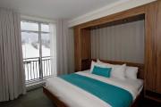 Les chambres donnant sur la montagne offrent évidemment... (Photo Pascal Ratthé, collaboration spéciale) - image 2.0