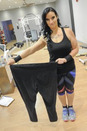 Caroline Albert s'entraîne cinq fois par semaine. Par... (Le Quotidien, Gimmy Desbiens) - image 1.0