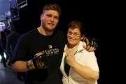 Adam Dyczka et sa mère. «Il est fort,... (Janick Marois) - image 2.0