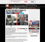 Une publicité de la candidate à la direction... (Capture d'écran du siteBreitbart News) - image 1.0