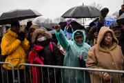 Des manifestants protestent contre le président élu lors... (AFP) - image 3.0