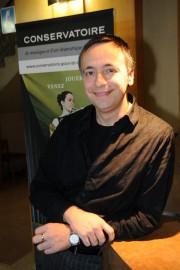 L'organiste Régis Rousseau a eu la chance de... (Archives Le Progrès-Dimanche, Rocket Lavoie) - image 4.0
