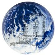 En apposant le motif d'une boule de quilles... (image fournie par Samuel Breton) - image 2.0