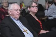 Mgr André Rivest a annoncé qu'il prendrait sa... (Photo Le Quotidien, Michel Tremblay) - image 2.0