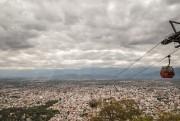 Vue sur Salta depuis le Cerro San Bernardo... (PHOTO DENIS WONG, COLLABORATION SPÉCIALE) - image 5.0