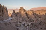 Vue sur la région de Cafayate... (PHOTO DENIS WONG, COLLABORATION SPÉCIALE) - image 6.0