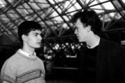 Mario Dumont et Michel Bissonnette, alors de jeunes... (photo archives La Presse) - image 2.0