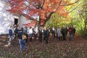 L'automne dernier, la municipalité a reçu la visite... (fournie par Mélanie Doyon) - image 2.0