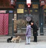 Contrairement aux sites historiques momifiés, Pingyao demeure plus... (PHOTO SYLVAIN SARRAZIN, LA PRESSE) - image 2.0