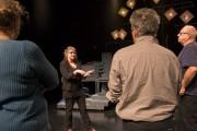 Auteure et directrice artistique du Théâtre des petites... (Spectre Média, Marie-Lou Béland) - image 1.0