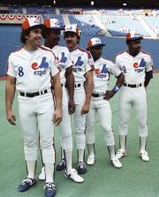 Gary Carter, Andre Dawson, Steve Rogers, Tim Raines... (Photothèque Le Soleil) - image 4.0