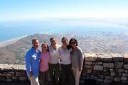 Les Larrivée à Cape Town, Afrique du Sud.... (Photo fournie par Ricardo Larrivée) - image 4.0