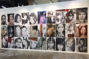 Pesquisas [Enquêtes], 2016, Teresa Margolles, installation d'affiches avec... (Photo fournie par le MACM) - image 2.0
