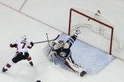 Kyle Turris déjoueSergeï Bobrovsky... (Associated Press) - image 3.0