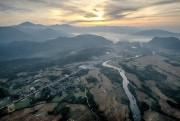 Rivière tordue, route droite: une vue aérienne de... (Photo Jonathan B. Roy, collaboration spéciale) - image 2.0