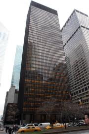 Phyllis Lambert a marqué l'histoire de l'architecture alors... (Chester Higgins/La Presse NYT) - image 2.1