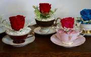 Roses séchées à froid.... (Mélissa Bradette) - image 1.1