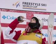 La victoire de Mikäel Kinsgsbury, sa troisième d'affilée... (Photo Jacques Boissinot, La Presse canadienne) - image 2.0