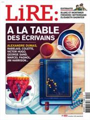 Le numéro 450 du magazine Lire... (IMAGE FOURNIE PAR LE MAGAZINE) - image 1.0