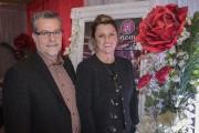 Les promoteurs de l'événement, Dominic Marcil et Sylvie... (Photo Le Quotidien, Michel Tremblay) - image 1.1