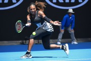 Serena Williams a battu la Tchèque Barbora Strycova,... (AFP, William West) - image 3.0