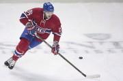 Huit jours seulement après son retour au jeu... (La Presse canadienne, Graham Hughes) - image 3.0