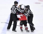 Alex Ovechkin a montré qu'il en avait plein... (La Presse canadienne) - image 3.0